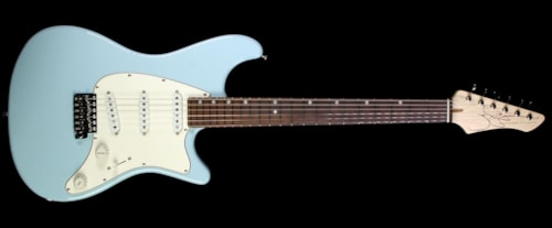 John Page Classic Ashburn Electric Guitar Daphne Blue