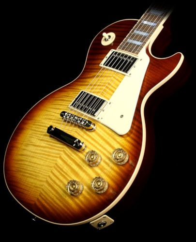 Gibson 2015 Gibson Les Paul Traditional Electric Guitar Tobacco Sunburst