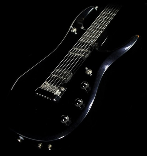 ERNIE BALL MUSIC MAN Used 2011 Ernie Ball Music Man Ball Family Reserve John Petrucci JPXI-6 Electric Guitar Onyx