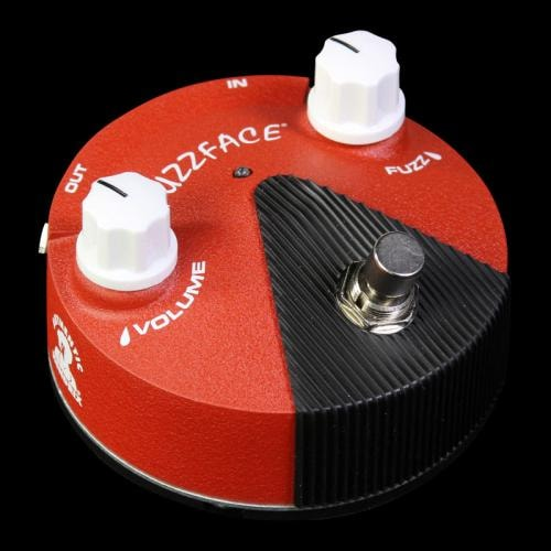 Dunlop Jimi Hendrix Band Of Gypsys Fuzz Face Mini Electric Guitar Effects Pedal