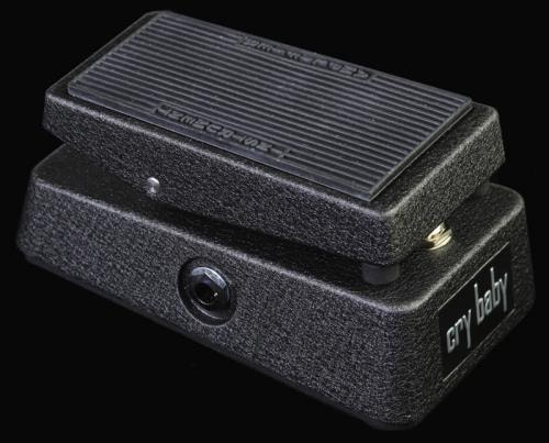 Dunlop CBM95 Cry Baby Mini Wah Electric Guitar Effects Pedal