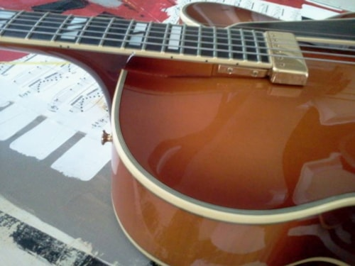 2004 D'Aquisto New Yorker Electric Jazz Guitar DQNYE