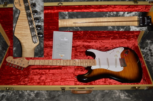 1996 Fender® Custom Shop 1954 FMT Stratocaster®
