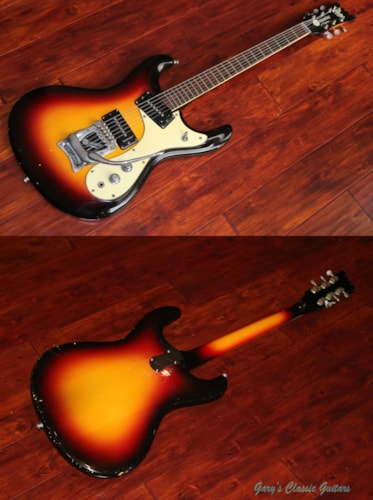 1964 Mosrite The Ventures Model MK I (#MOS0035)