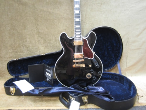 2015 Gibson BB King Lucille