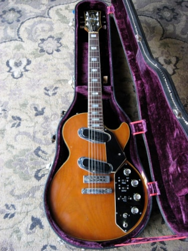 1972 Gibson Les Paul Recording