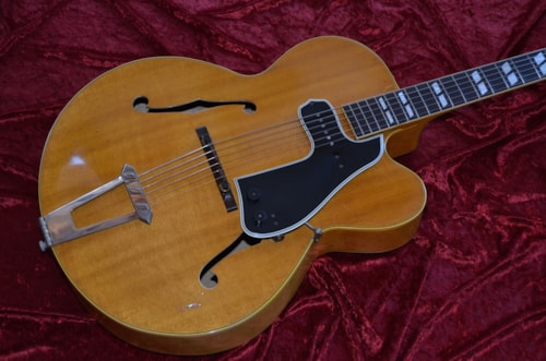 1952 Gibson L-7CNES
