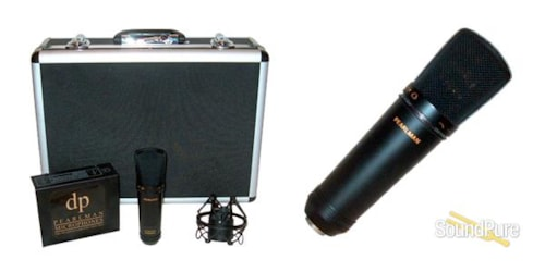 Pearlman Microphones TMLE
