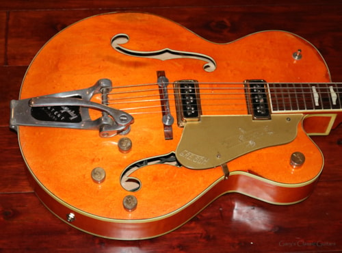 1957 Gretsch® 6120 Conversion (#GRE0338)