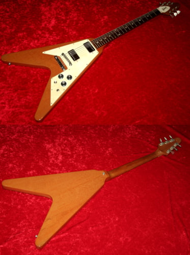 1974 Gibson Flying V  (#GIE0877)