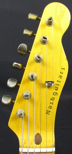 2015 Nash Guitars T-68
