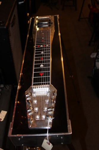 Jackson Stand Up Pedal Steel
