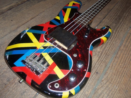 ~1975 Univox Precisely Bass