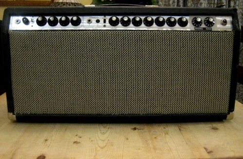 1970 Fender® Dual Showman® Reverb Head Modified