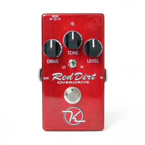 2015 Keeley Red Dirt Overdrive