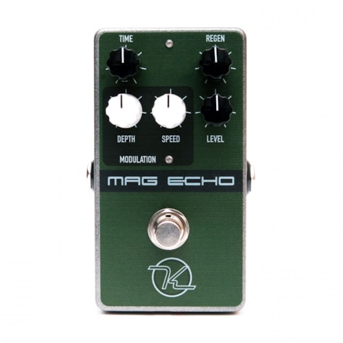 2015 Keeley Magnetic Echo Delay