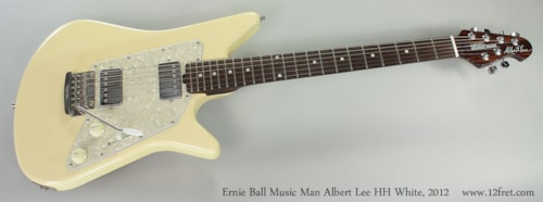 2012 ERNIE BALL MUSIC MAN Albert Lee HH