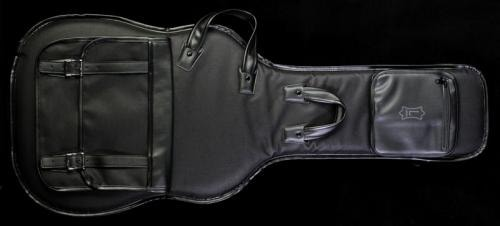 Levy's CM18L Electric Guitar Gig Bag Black