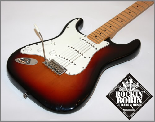 2011 Fender® USA Standard Strat® Lefty