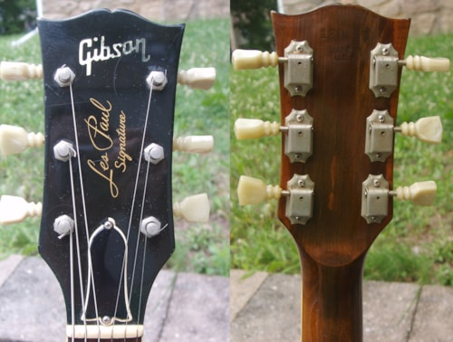 1974 Gibson Les Paul Signature