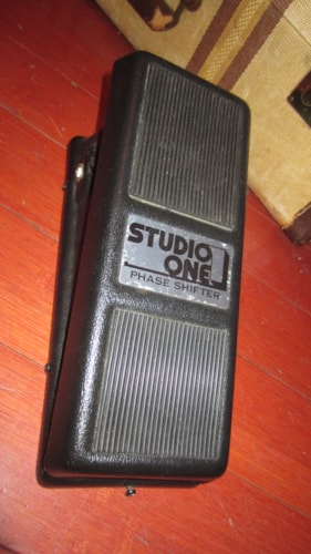 ~1977 Studio One Phase Shifter Phaser