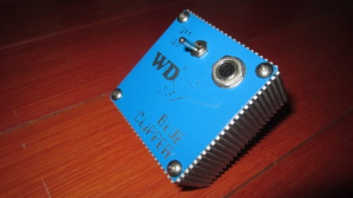 ~2012 WD Blue Clipper Distortion
