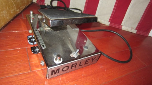 1979 Morley Auto Foot Phase Volume