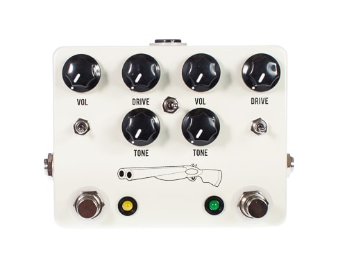 JHS Pedals Double Barrel V3
