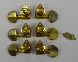 1958 Grover Gold Patent Pending Grover Tuners