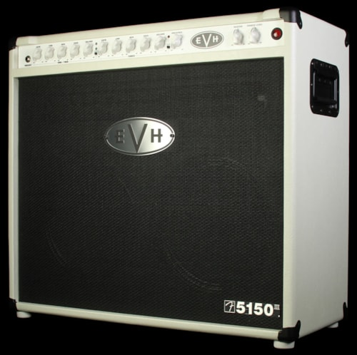 EVH 5150III 2x12 50 Watt Tube Combo Amplifier Ivory