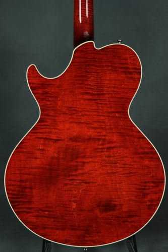 Collings Eastside LC Deluxe - Dark Cherry Sunburst