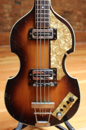1968 HOFNER 500/1 Beatle Bass