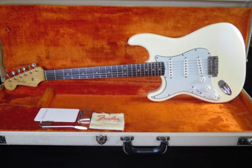 1963 Fender LEFTY Strat