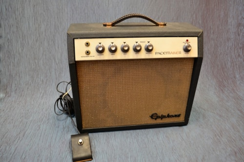 1966 Epiphone, Pacemaker, EA50-T,