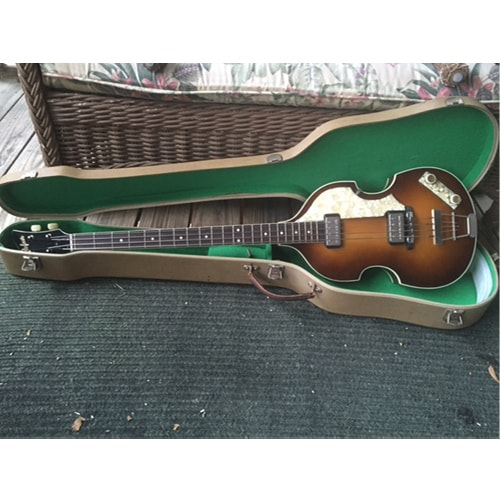 1964 HOFNER Violin Bass 500/1