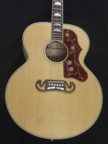Gibson J-200 Standard Acoustic-Electric Guitar Antique Natural