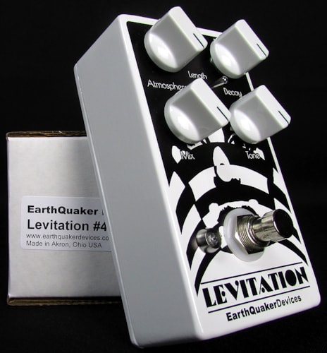 2015 EarthQuaker Devices Levitation Reverb