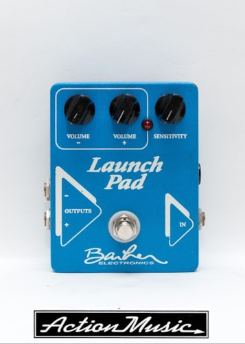 Barber Electronics Launch Pad