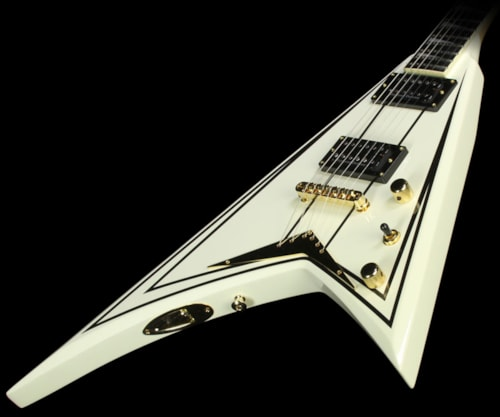 Jackson Pro Series Rhoads RRT-3 Electric Guitar Ivory