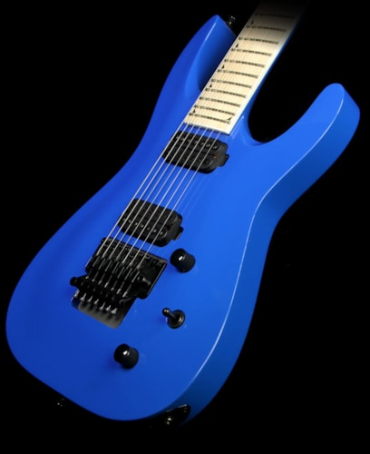 Jackson SLATX-M 3-7 Electric Guitar Bright Blue