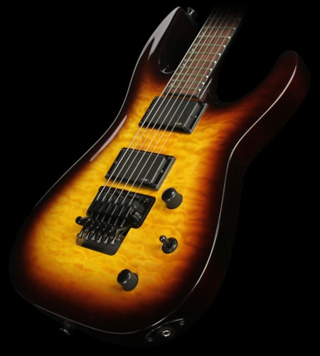 Jackson Used Jackson SLATXMG 3-6 Electric Guitar Tobacco Burst