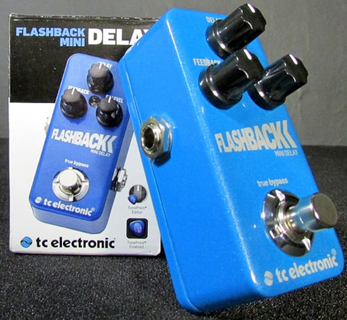 2015 TC Electronic Flashback Mini Delay