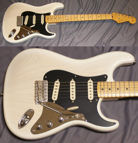 2011 Fender® Custom Shop Stratocaster® Limited Edition George Fullerton Prototype