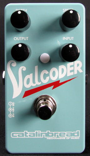2015 Catalinbread Valcoder Tremolo