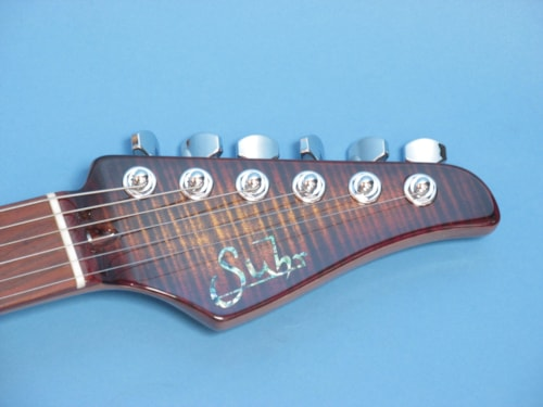 Suhr Custom Modern Set Neck