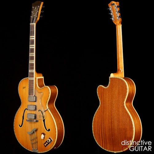 HOFNER Archtop 463/S/E3