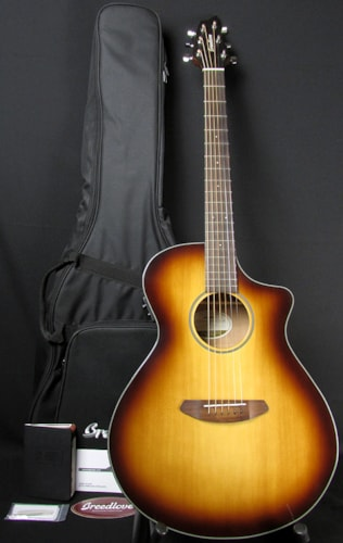 2015 Breedlove Discovery Concert CE