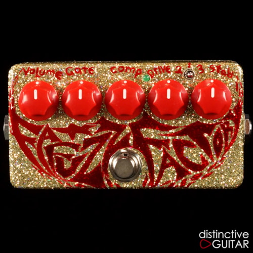 Zvex Fat Fuzz Factory Hand Painted