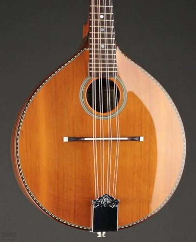 2006 Foley Oval Hole Cedar & Indian Rosewood
