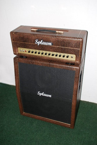 Splawn Quick Rod 50 Head & matching 2x12 mid-size Cabinet